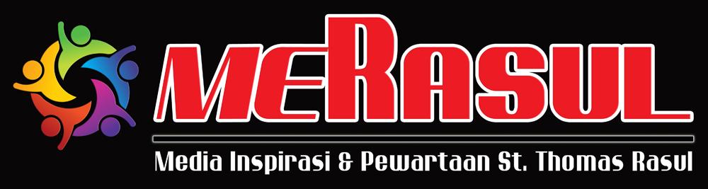 Logo Merasul panjang (merah)